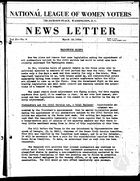 News Letter, vol. 2 no. 6, March 10, 1936