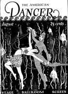 The American Dancer, Vol. 1, no. 3, August, 1927