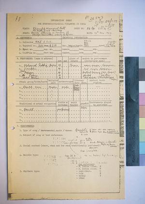 1-13-84 Information Sheets