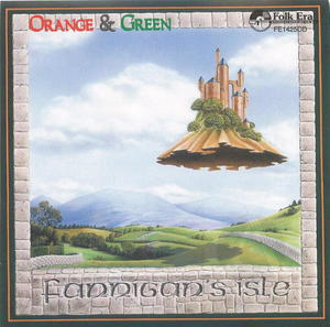 Fannigan's Isle: Orange & Green