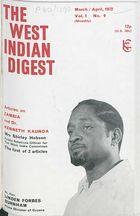West Indian Digest, March/April 1972 Vol. 1, No. 9, The West Indian Digest, March/April 1972 Vol. 1, No. 9