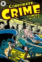 Corporate Crime Comics, no. 2