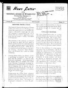 News Letter, vol. 7 no. 10, May 23, 1941