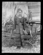 Siamese woman, Siamese Malay States or perhaps Malay States.