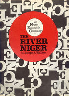 Playbill for The River Niger by Joseph A. Walker, directed by Douglas Turner Ward, produced by the Negro Ensemble Company at the Brooks Atkinson Theater, New York, March 1973