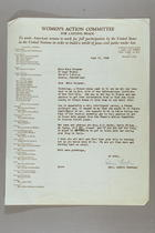 Letter from Alice Stetten to Mary Dingman, June 17, 1948
