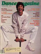 Dance Magazine, Vol. 56, no. 9, September, 1982