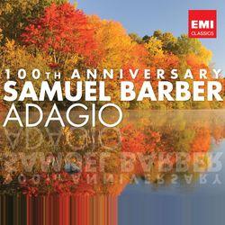 Samuel Barber - Adagio (100th anniversary)  Album Art