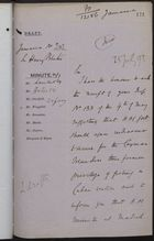 Draft Memo re: Obtaining Renewal of Fishing Privileges in Cuban Waters, July 25, 1893