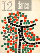 Dance Magazine, Vol. 30, no. 12, December, 1956