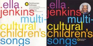 Multi-Cultural Children's Songs