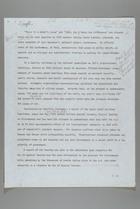 Draft regarding National Commission on International Women Year