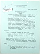 Ecuadoran Development Corporation - El Oro Technical Mission - General Report for the Period of March 1-15, 1943