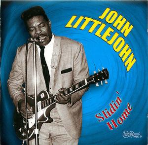 John Littlejohn: Slidin' Home