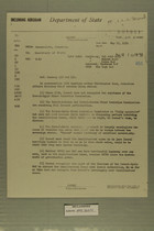 Airgram from AmConsulate, Jerusalem to Secretary of State, May 12, 1959