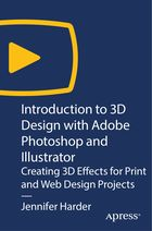 Introduction to 3D Design with Adobe Photoshop and Illustrator