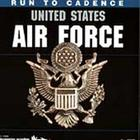 Run to cadence with the US Airforce