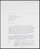 Letter from MG to CDF, 8 Dec. 1964