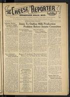 Cheese Reporter, Vol. 68, no. 3, September 17, 1943