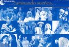 Brochure Mailer of 2003-2004 schedule of Teatro de la Luna, Virginia.