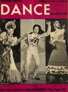 Dance Magazine, Vol. 18, no. 2, February, 1944