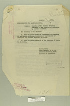 Memo from Henry Jervey re: Wounding of Two Mexican Citizens, Residents of the District of Matamoros, by American Soldiers, December 28, 1918