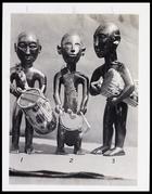 (1) Gyamadudu; (2) Aperede Akokua; (3) Dono, figure 198