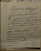 Letter, Innsbrück, November 25, 1912