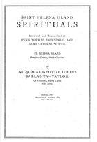 Saint Helena Island Spirituals