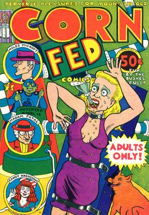 Corn Fed Comics