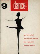Dance Magazine, Vol. 32, no. 9, September, 1958