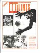 OUTLINES THE VOICE OF THE GAY AND LESBIAN COMMUNITY VOL. 3 NO. 9, FEB. 1990