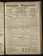 Cheese Reporter, Vol. 55, no. 10, Saturday, November 15, 1930