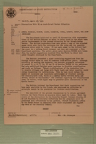Discussions With UK on Arab-Israel Border Situation, April 28, 1954