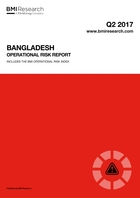 Bangladesh Operational Risk Report: Q2 2017