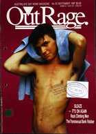 OutRage: Australia's Gay News Magazine - No. 52, September 1987