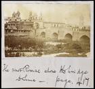 bridge over the river Riniac