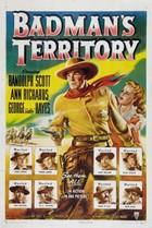 Badman's Territory (1946): Shooting script