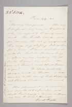 Letter from Sarah Pugh to Richard D. Webb, April 9, 1852