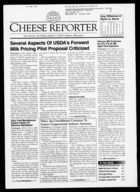 Cheese Reporter, Vol. 124, No. 36, Friday, March 17, 2000