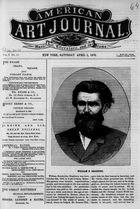 American Art Journal, Vol. 1, no. 11, April 01, 1876