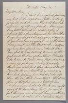 Amy Barnes Correspondence, 1876-1889