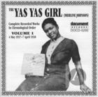 The Yas Yas Girl (Merline Johnson) Vol. 1  1937-1938