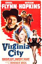 Virginia City (1940): Continuity script
