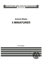 4 Miniatures