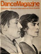 Dance Magazine, Vol. 41, no. 5, May, 1967