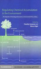 Regulating Chemical Accumulation in the Environment: The Integration of Toxicology and Economics in Environmental Policy-making