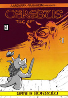 Cerebus the Aardvark, no. 2