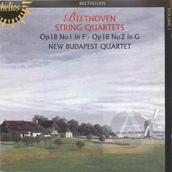 Beethoven: Complete String Quartets Album Art