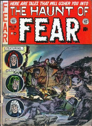 Haunt of Fear no.  13